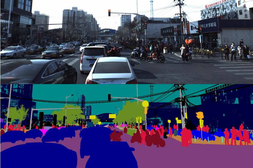 Semantic Segmentation Datasets for Urban Driving Scenes – open